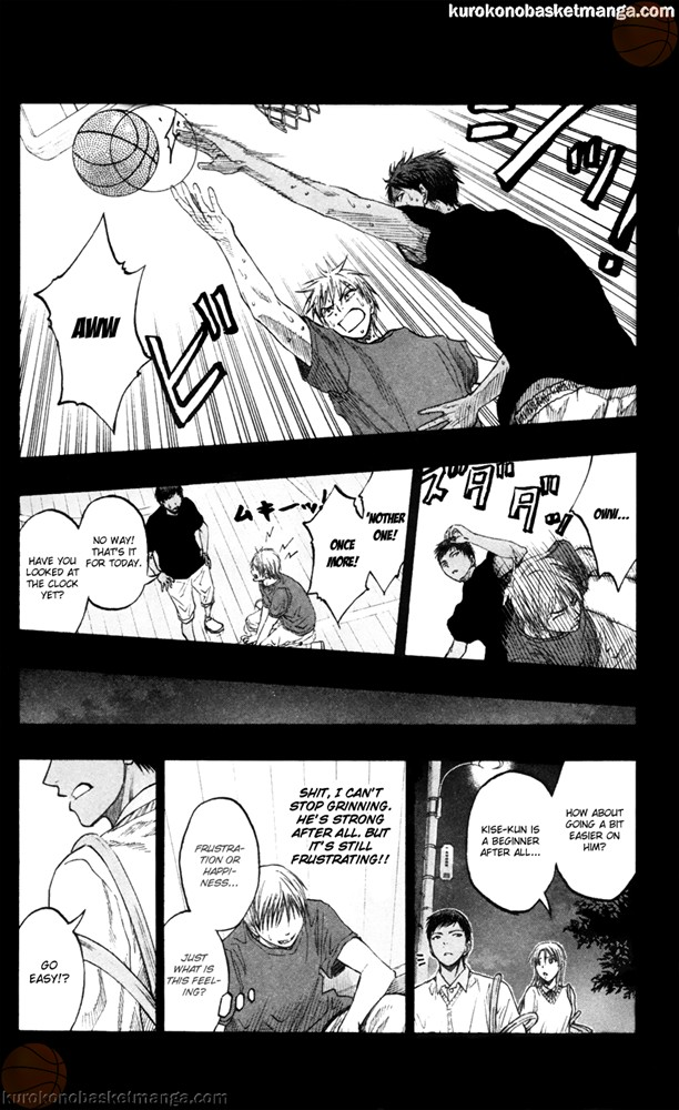 Kuroko no Basket Manga Chapter 65 - Image 10