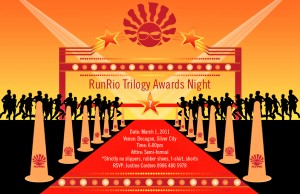 On Glitz and Giving Back : Notes On The Runrio Trilogy Awards Night