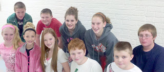 Jr. High Student Council2011-12