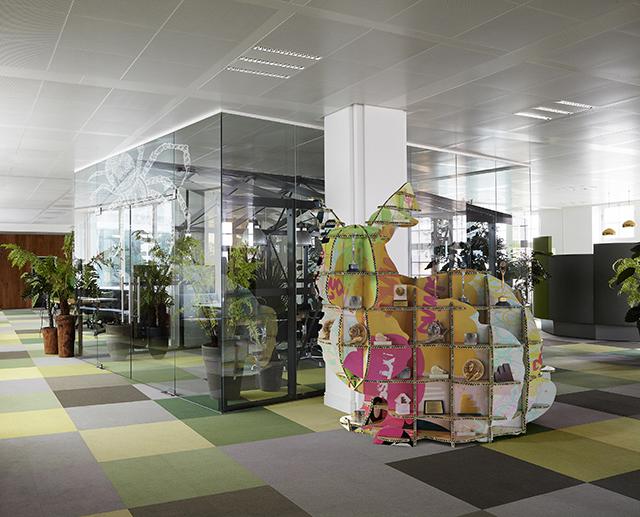 *JWT Office:發想無限創意的夢幻辦公室! 11