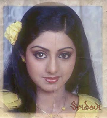 Vaši oblíbenci Sridevi