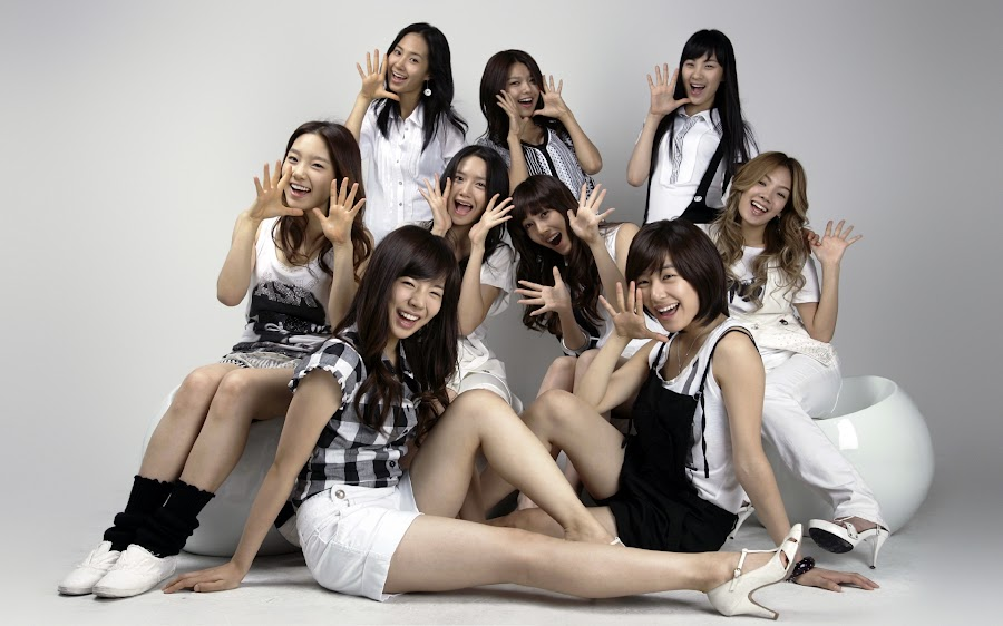 Girls' Generation (SNSD) Wallpaper