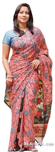 Bangladeshi Actress and Model Moutushi Picture