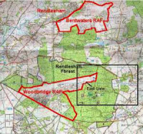 Rendlesham Forest Incident Uk