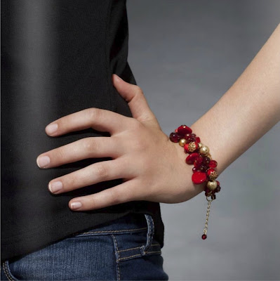 Royal Harvest Bracelet by Sigal Buzaglo