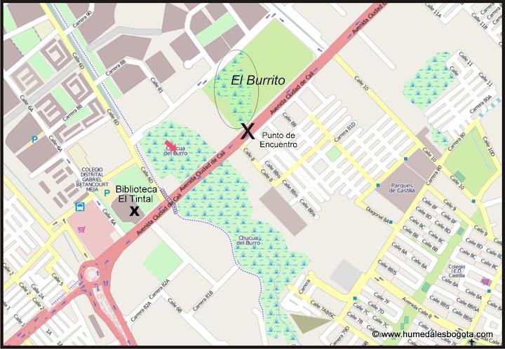 Mapa encuentro