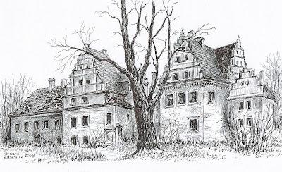 Pałac w Dziewinie