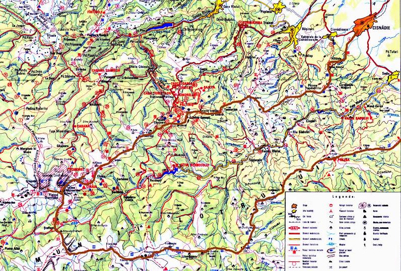 Karpaty Wschodnie - Ukraina, Rumunia - Bieszczady Wschodnie
