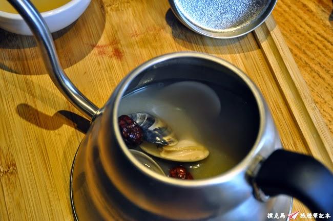 羊角BAR炭燒和牛專門清味噌紅棗湯