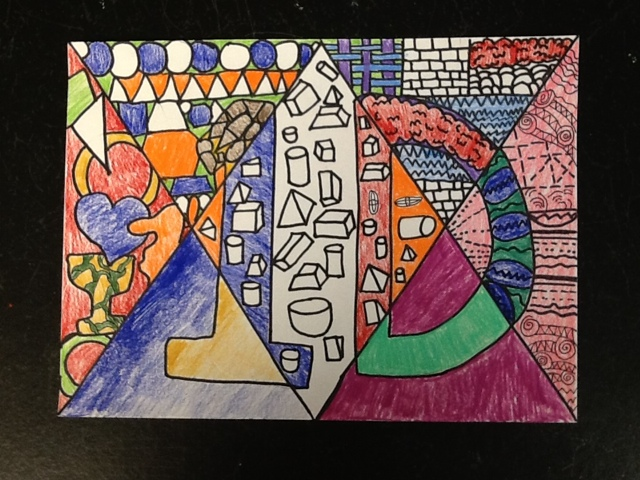 6 Elements Of Art : Octorara jhs art elements of th grade