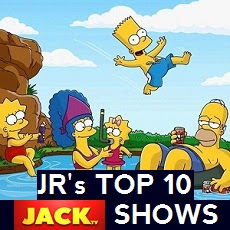 JR's Top 10 Favorite JackTV TV Shows