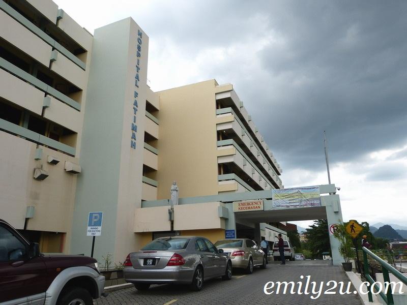 Hospital Fatimah, Ipoh, Perak