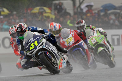 Aleix Espargaro Le Mans 2012