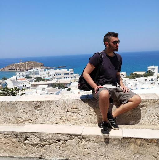 Nikos Thomadakis picture
