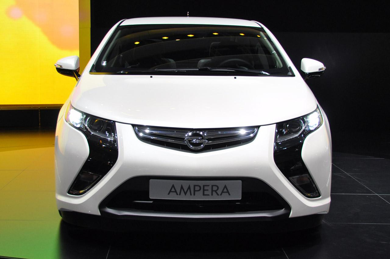 Nuevo Opel Ampera   Automóviles Ultimo Modelo 2019 2020