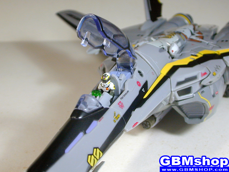 Macross Frontier VF-25S Fighter Mode