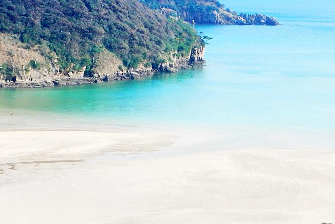 辰の島海水浴場