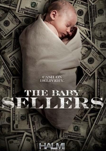 Filme Poster Tráfico de Bebês WEB-DL XviD Dual Audio & RMVB Dublado
