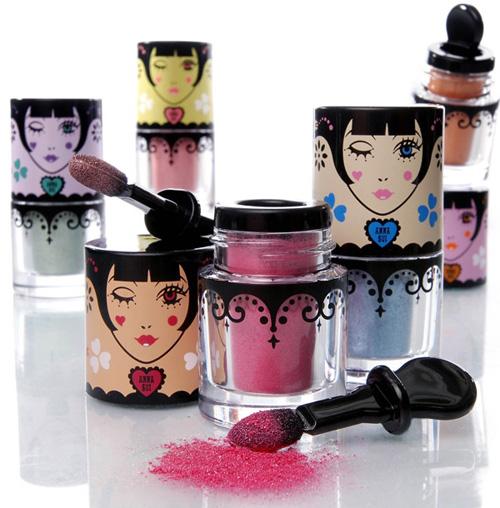 Anna Sui Makeup Powders