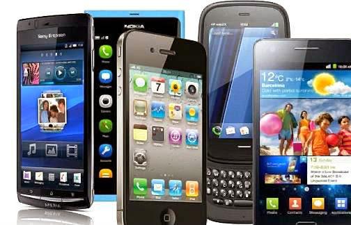 Рейтинг мобильных телефонов 2014