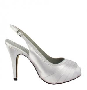 5d9e6fe1ac zapatos para boda gris perla