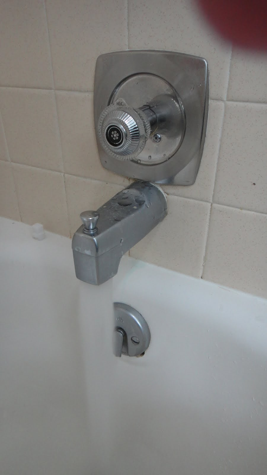 Bathroom Faucet Won't Turn Off the ambitious procrastinator: the water won't turn off and the tub