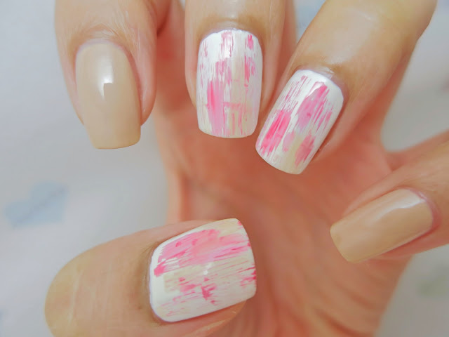 Spring Rose Garden Water Decal Nail Art HOT169