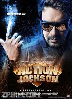 Vận May Đảo Ngược - Action Jackson (2014) Poster