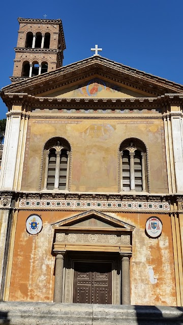 Santa pudenziana in rome for Airbnb roma