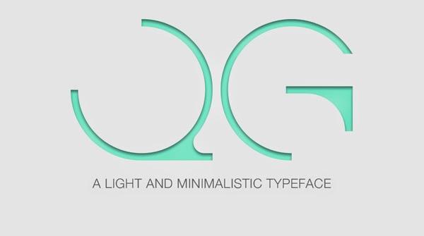 QG Free Fonts