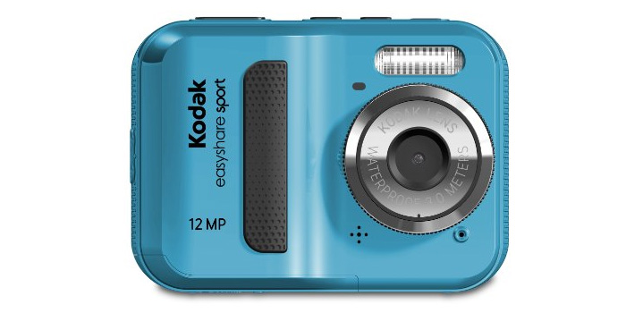 Kodak EasyShare Sport C123 12 MP Waterproof Digital Camera with 2.4-Inch LCD post image