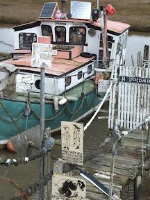 A boat named Potamus