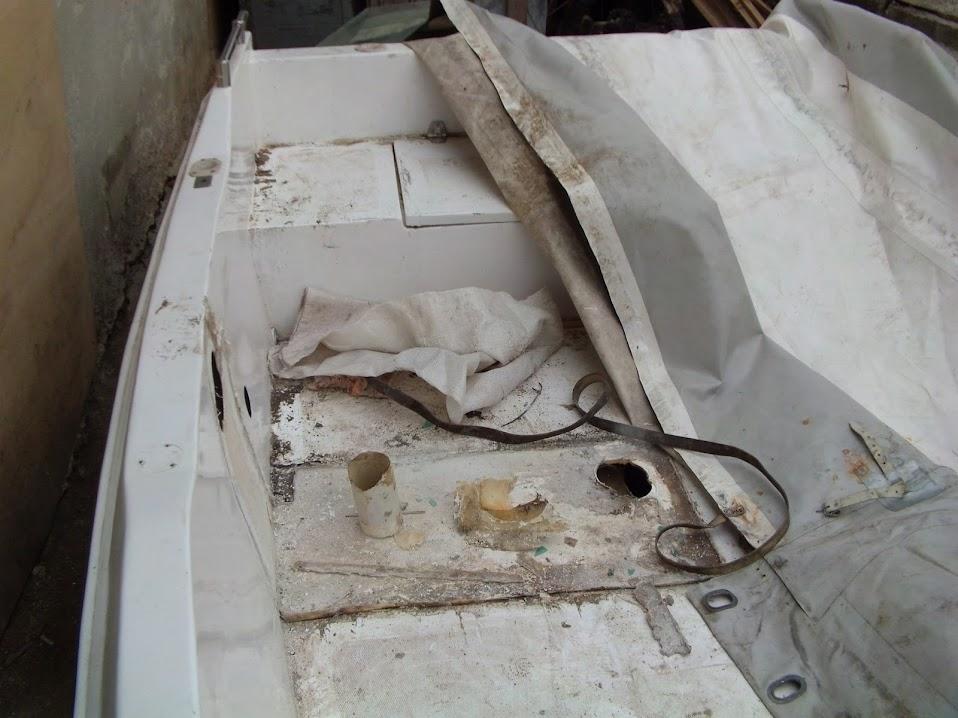 Лодки Second-hand Нов Внос DVCI5505