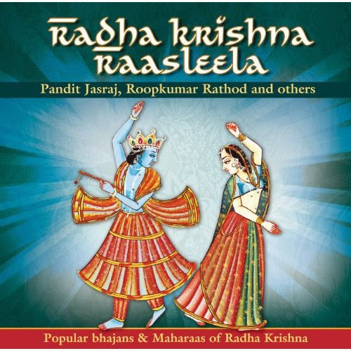 Radha Krishna Raasleela By Pandit Jasraj Devotional Album MP3 Songs