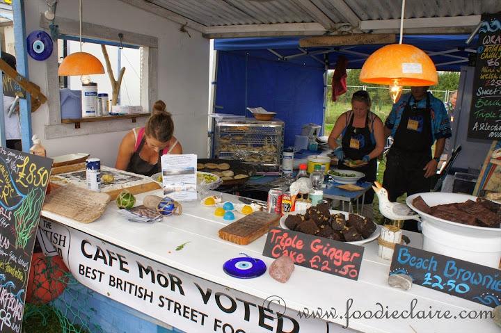 Cafe Mor Lobster rolls