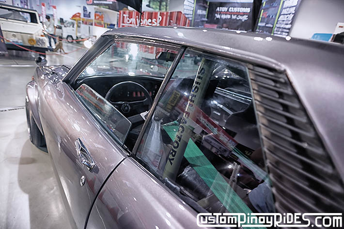 1971 Toyota Celica TA22 by Sushi Machine Custom Pinoy Rides Old School Philip Aragones pic3