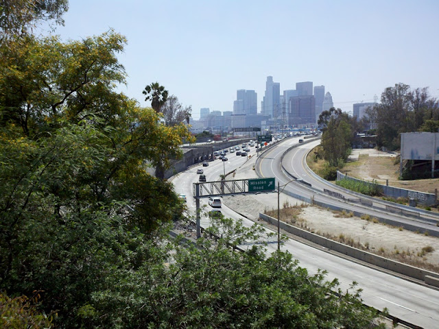 Los Angeles River Ride • Downtown Los Angeles