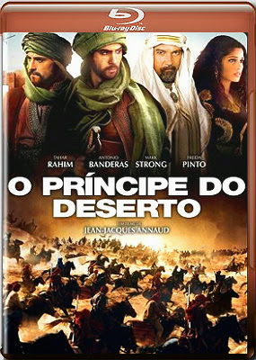 Filme Poster O Príncipe do Deserto BDRip XviD Dual Audio & RMVB Dublado