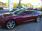 2011 Chevy Camaro Convertible 2SS RS Mint CHIP FOOSE SIGNATURE/Borla/Comp Cam