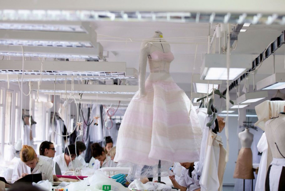 The making of look 46 - Chambre syndicale de la haute couture ...
