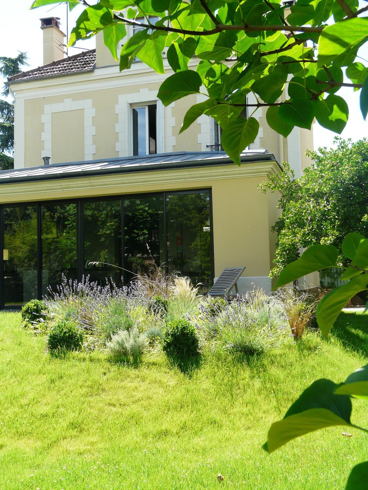 Anna grant jardin la garenne colombes - Jardin fleuri lyon colombes ...