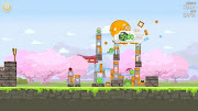 Angry Birds Seasons Game Screenshot 01
