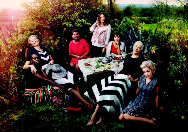 Marks and Spencer Leading Ladies 2014