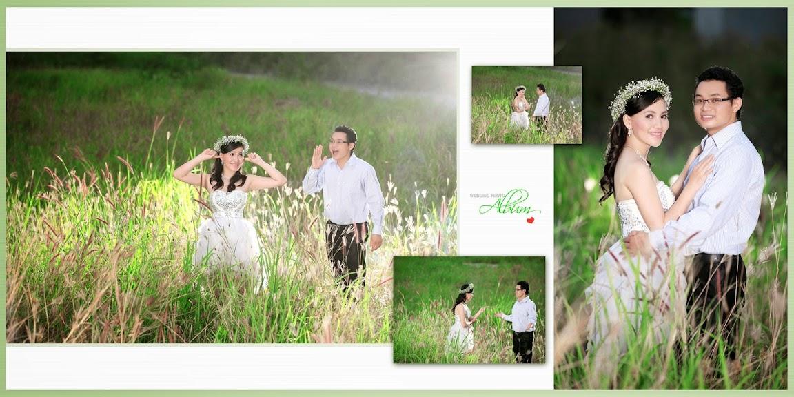 Tư vấn cách chọn váy cưới cho buổi chụp ảnh cưới ngoại cảnh tại DL DUY Studio