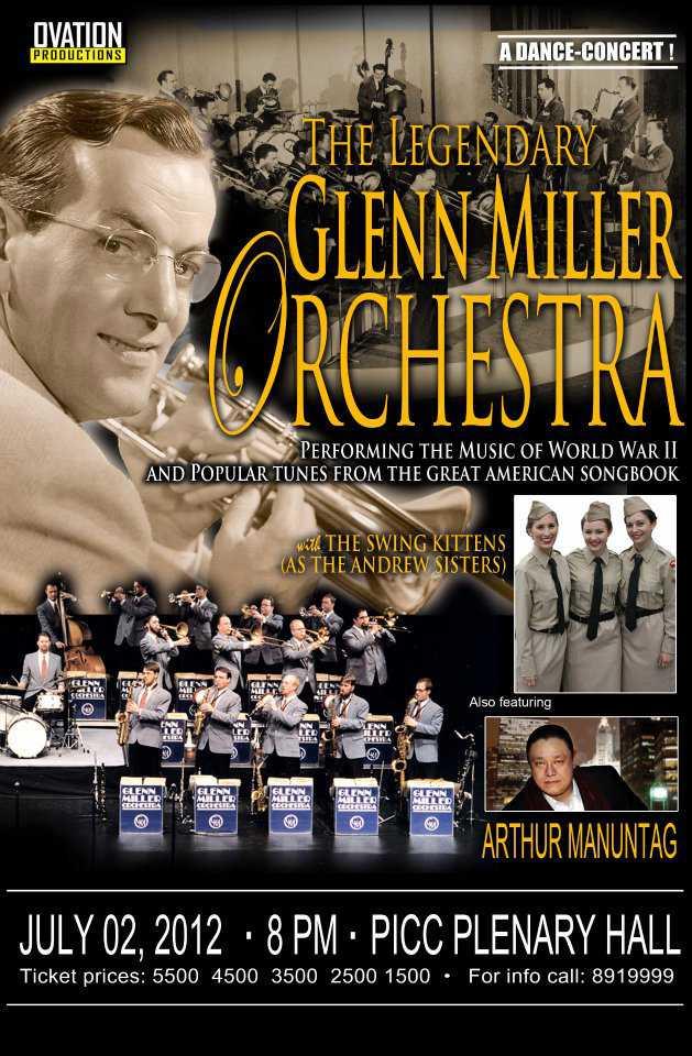Glenn Miller Orchestra Live in Manila