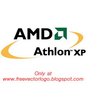 AMD Athlon XP logo vector