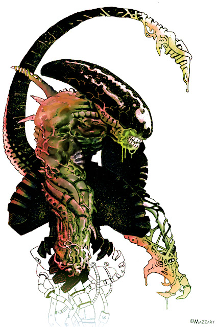 terminator vs alien