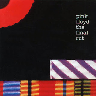 Pink Floyd - The Final Cut album cover