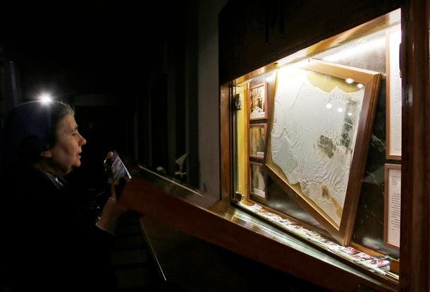 Italy Vatican Relics3
