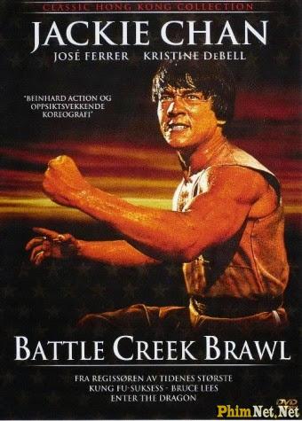 Phim Đấu Trường Thành Long - Battle Creek Brawl